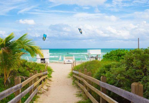 Top 5 des plus belles plages de Miami