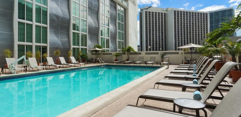 Courtyard by Mariott Miami Downtown